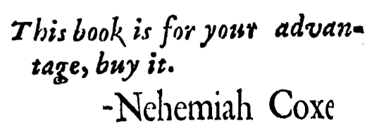 John Clark, Phraseologia, 265-1