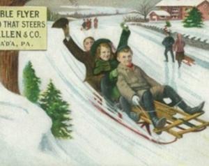 kids sled